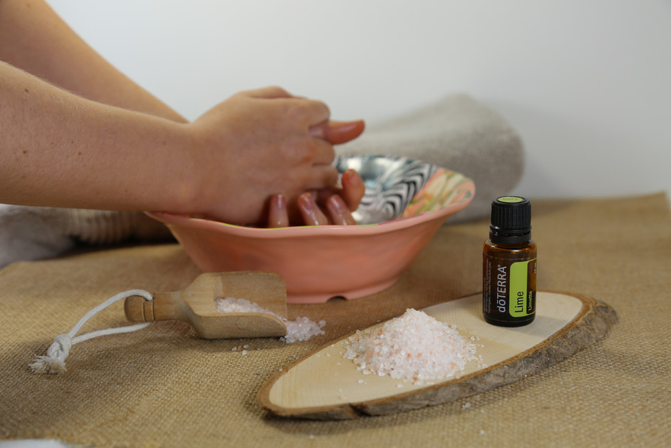 Make & Take Spa Products