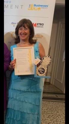 Debbie Stewart TimeOut4Me WooHoo Awards