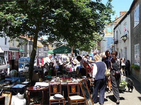 Bridport Market, Dorset