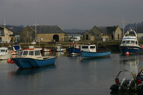 West Bay, Dorset.