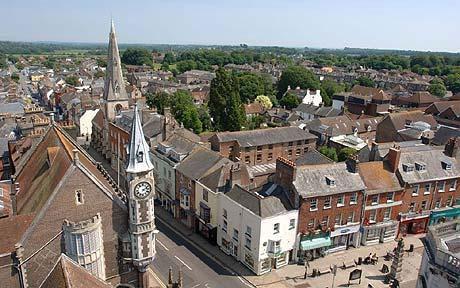 Dorchester, Dorset
