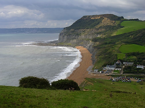 Seatown and Golden Cap, Dorset