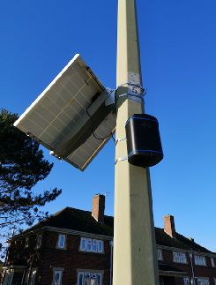 Air Quality Sensors Deployed Around UK's First Prospective Zero Emission Zone. WHY NOT CHIDEOCK?