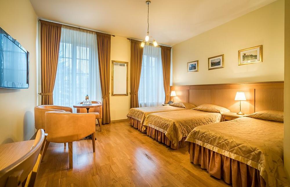 מלונות מומלצים בוילנה, המלצות על מלונות בוילנה מלון טילטו וילנה