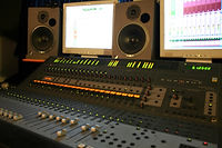 Mixing desk Fonorecord