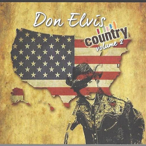 Don Elvis Country VOL.2