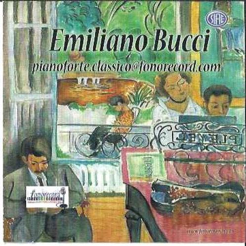 Emiliano Bucci - pianoforte.classico@fonorecord.com