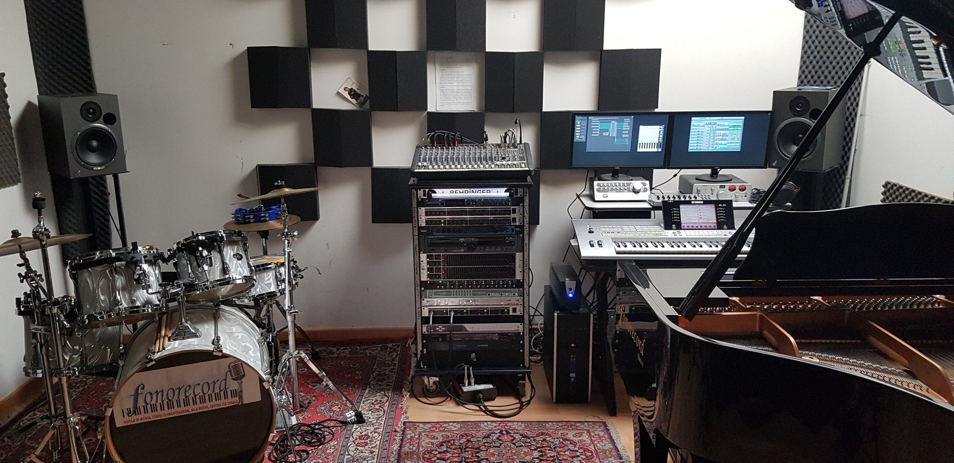 Studio 2 Fonorecord