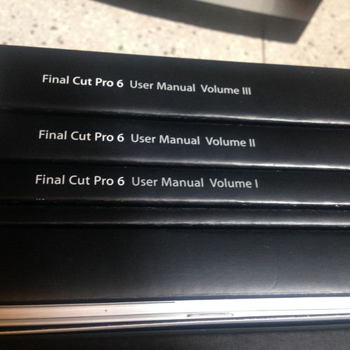 Apple Final Cut Studio 2 - Retail