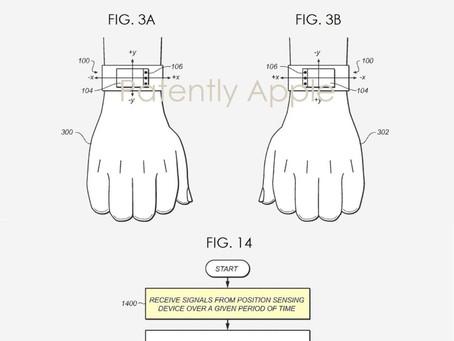 L'Apple Watch du futur pourra afficher le taux d'oxygène dans le sang et reconnaitre la position...