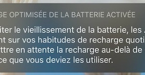 iOS 14 : l'outil de gestion de recharge des batteries s'adapte aux AirPods/Pro
