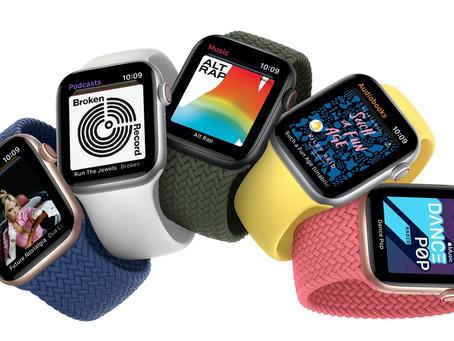 L'Apple Watch Series 7 proposerait un suivi de la glycémie