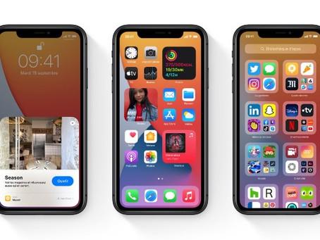 iOS/iPadOS/tvOS 14.4 et watchOS 7.3 sont disponibles pour tous