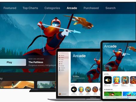 Apple Arcade : l'abonnement à 4,99$/mois, après un essai gratuit