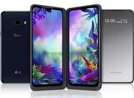 [IFA 2019] LG présente le G8X ThinQ, un smartphone avec deux écrans séparés