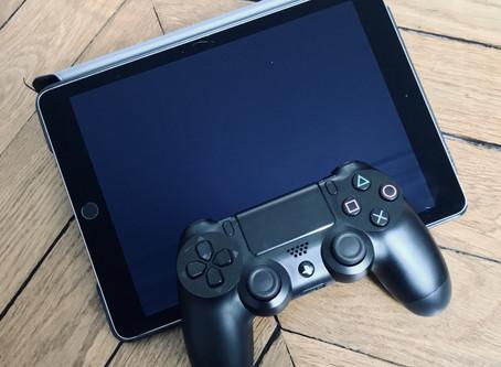 Retour d'expérience avec une manette PS4 sous iOS 13 (test)