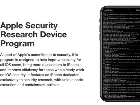 Apple fournit des iPhone « jailbreakés » aux chercheurs en sécurité