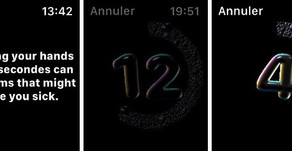 "watchOS 7 : comment contrôler son temps de ""Lavage de mains"""