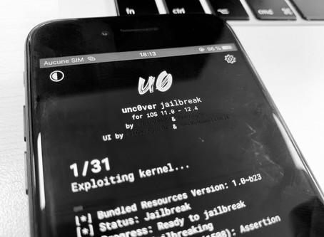 Le jailbreak iOS 12.4 a été aidé par Apple !