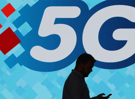 La 5G disponible en France qu'à partir de juin 2020