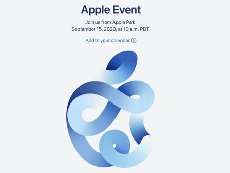 iPhone 12 : Apple annonce une keynote pour le 15 septembre