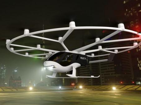 VoloCity : Volocopter présente son premier taxi-volant « commercial »