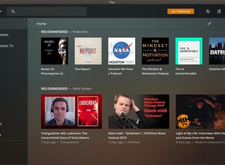 Plex : le Media Player cède sa place à une App dédiée sur Mac et Windows