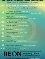 14 sugerencias de libros de REON