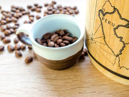 Przygoda dopiero się zaczyna...😊 Dlaczego kawa z Peru?
