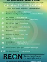 Lista 14 polecanych książek od REON