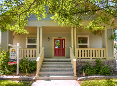 Discover Home at 10749 Akron St., Henderson, CO!