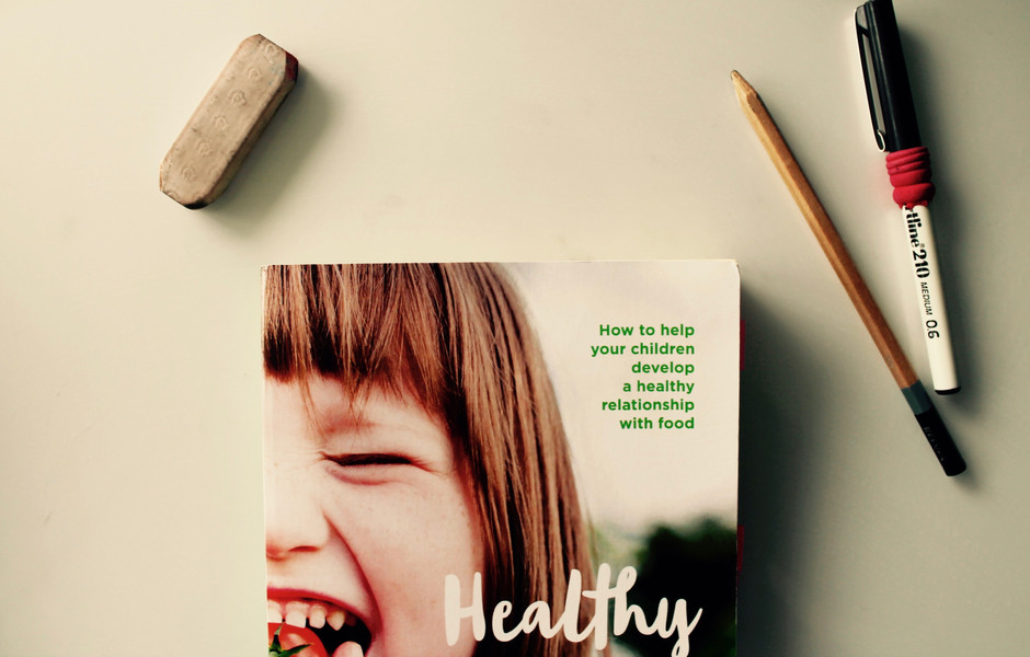Teaching Your Children to be Healthy Little Eaters