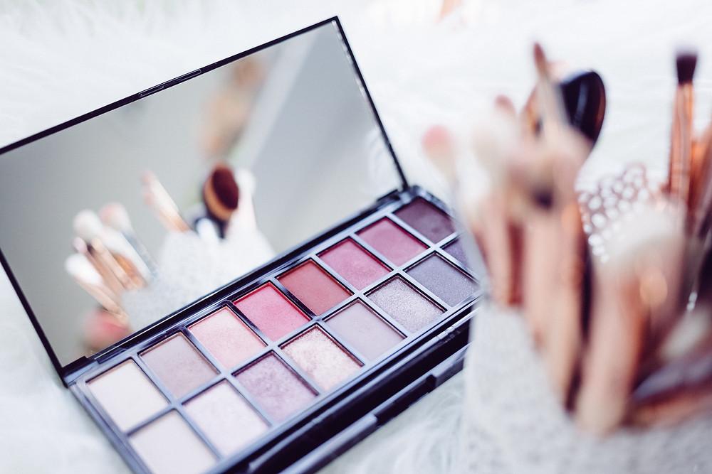 natural makeup palette