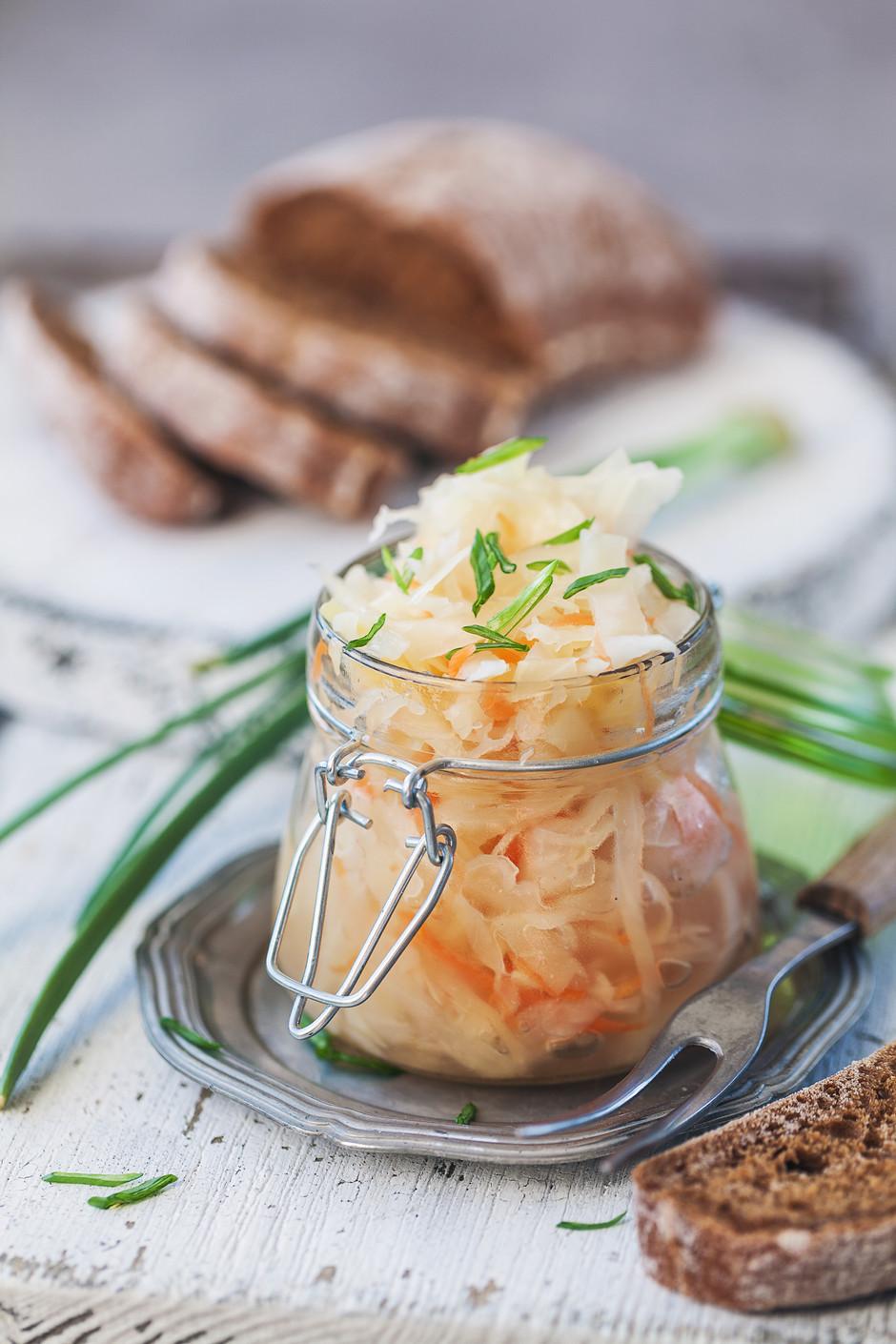 Heal your Gut with Organic Sauerkraut
