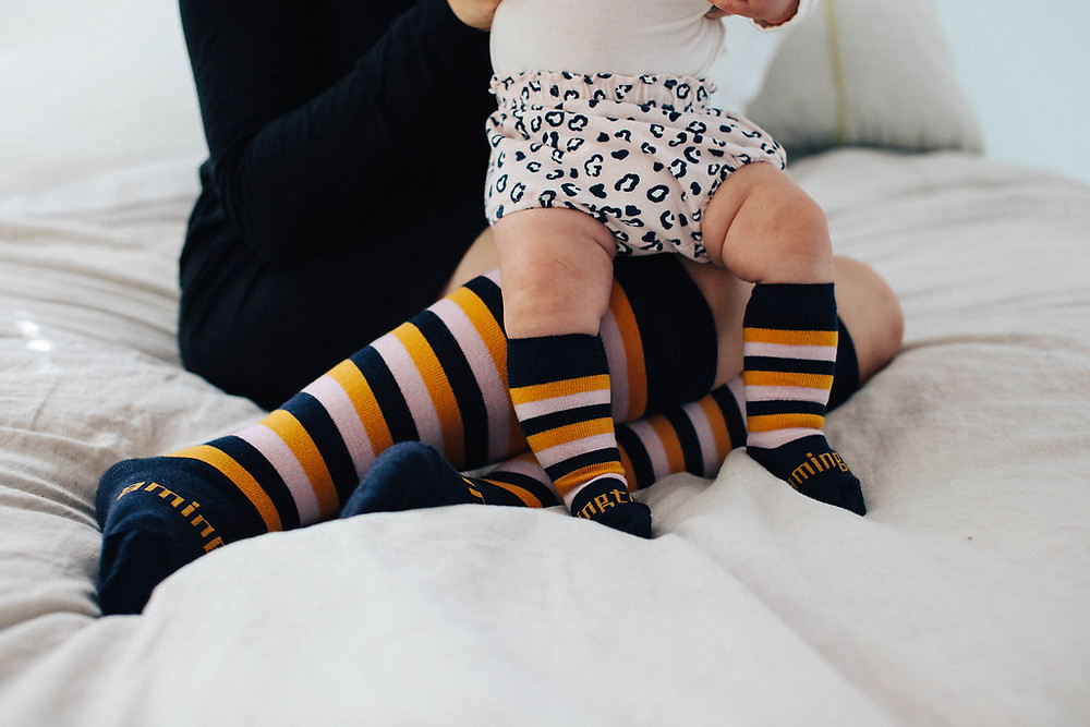 baby socks that stay on