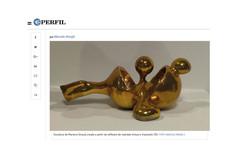 Inauguró en San Telmo una muestra de esculturas hechas con impresión 3D