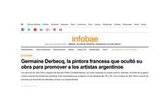 Germaine Derbecq, la pintora francesa que ocultó su obra para promover a los artistas argentinos