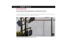 Contribución pictórica al Street View