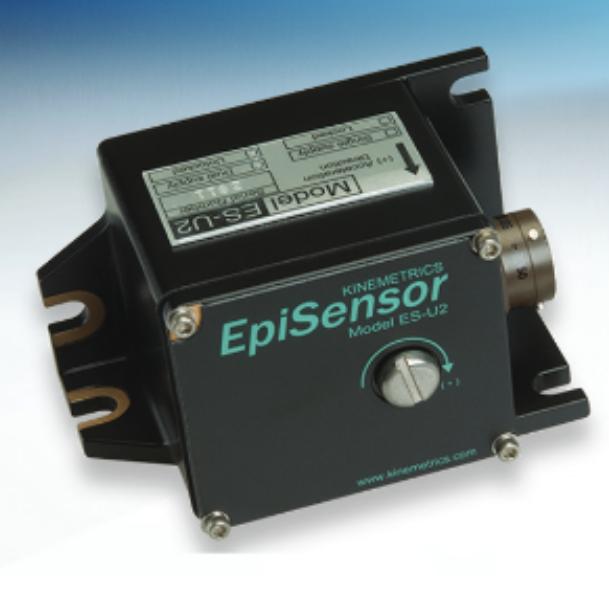 ES-U Uniaxial Accelerometer