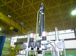 MTS Biaxial testing University of Thrace