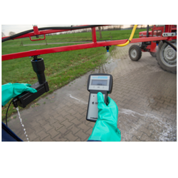 Electronic Nozzle tester