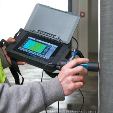 Profometer Corrosion tester