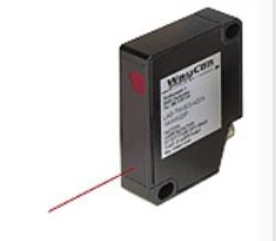 Laser displacement transducer