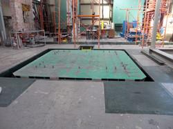 NTUA-MTS 6DOF Seismic Table