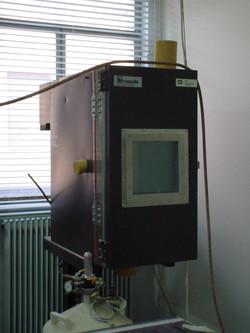 MTS Asphalt furnace