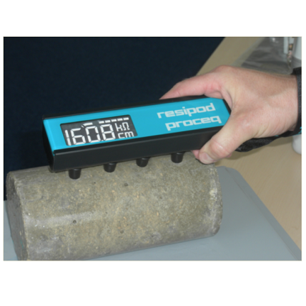 Resipod Concrete Resistivity tester