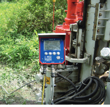 Data Recorder drilling parameters