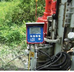 Data Recorder drilling parameters