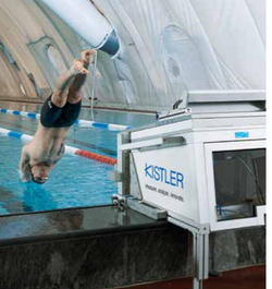 Performance Analysis System for swimming