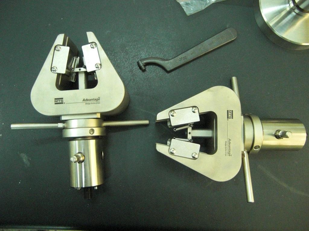 Grips for InSight frame NTUA